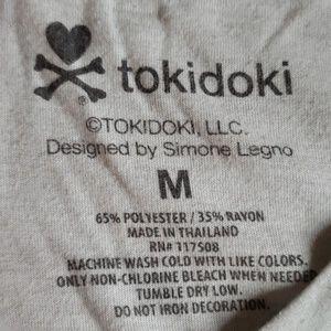 tokidoki Tops - Tokidoki Mermaid Unicorn Shirt